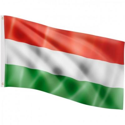 FLAGMASTER Vlajka Maďarsko, 120 x 80 cm
