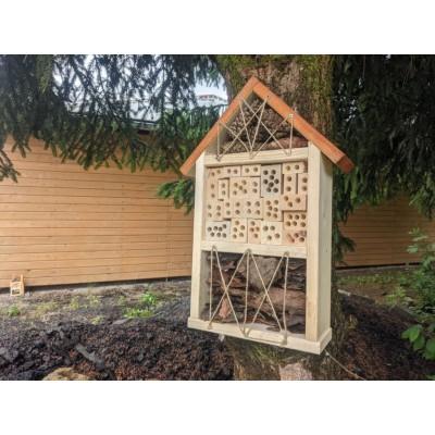 Hmyzí hotel - domček pre prospešný hmyz II.