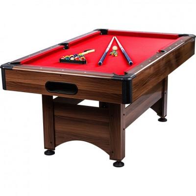 Biliardový stôl pool biliard gulečník 6 ft - s vybavením